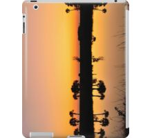 Reflections Of Golden After Glow iPad Case/Skin