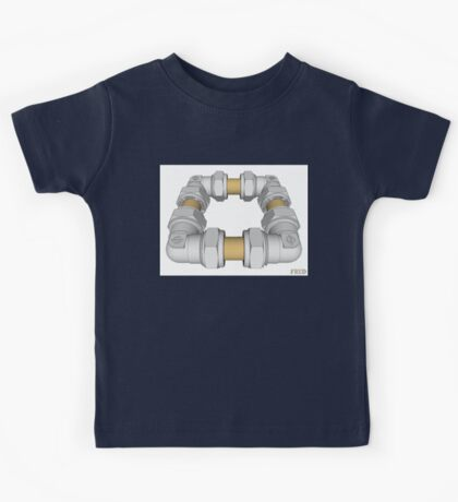 Copper and Chrome Animation - FredPereiraStudios.com_Page_07 Kids Tee