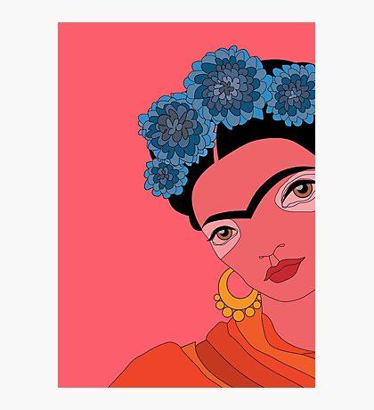 Frida Kahlo Photographic Print