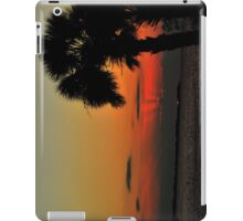 Sunset Behind The Clouds iPad Case/Skin