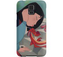 Kiss the dragon Samsung Galaxy Case/Skin