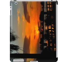Sunset Silhouettes iPad Case/Skin