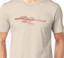Kaufmann House - Richard Neutra Unisex T-Shirt