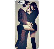 Gainsbourg & Birkin iPhone Case/Skin