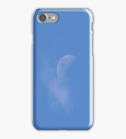 Faint Moon iPhone Case/Skin