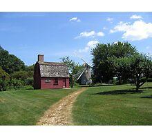 Prescott Farm Photographic Print