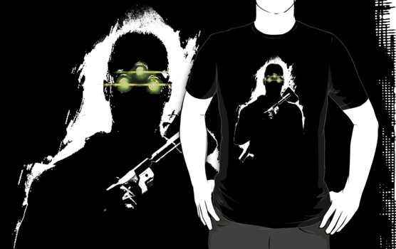 Splinter cell by Musicfreak