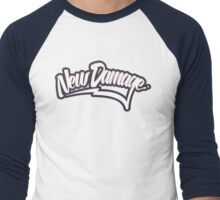 New Damage Baseball (Clean) Men's Baseball ¾ T-Shirt