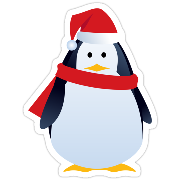 Winter Penguin by kwg2200