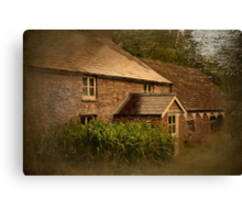 Craswell Cottage Canvas Print