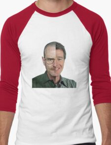 Malcom in the Middle Vs Breaking Bad Men's Baseball ¾ T-Shirt