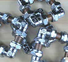 Copper and Chrome Smart Art - FredPereiraStudios.com_Page_03 by Fred Pereira