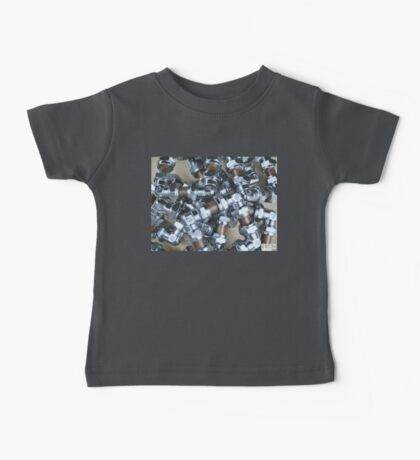 Copper and Chrome Smart Art - FredPereiraStudios.com_Page_05 Baby Tee