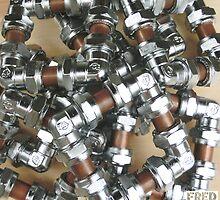 Copper and Chrome Smart Art - FredPereiraStudios.com_Page_06 by Fred Pereira