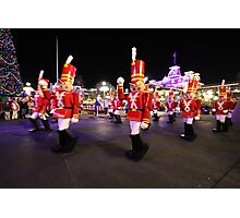 Toy Soldiers Photographic Print