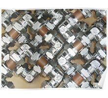 Copper and Chrome Smart Art - FredPereiraStudios.com_Page_07 Poster