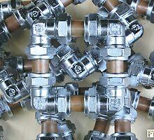 Copper and Chrome Smart Art - FredPereiraStudios.com_Page_08 by Fred Pereira