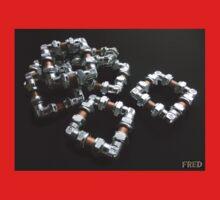 Copper and Chrome Smart Art - FredPereiraStudios.com_Page_12 Baby Tee