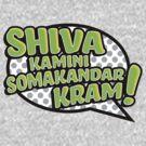 Shiva Blast (Green Variant) by huckblade