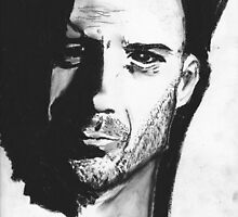 Bruce Willis  by sevastra87
