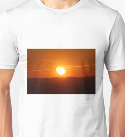 Double Sunset Glow Unisex T-Shirt