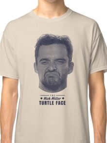 Turtle Face Classic T-Shirt