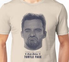 Turtle Face Unisex T-Shirt