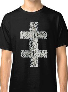 Celebritarian Cross ( PILLS ) Classic T-Shirt