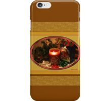 Getting Ready for Christmas... iPhone Case/Skin