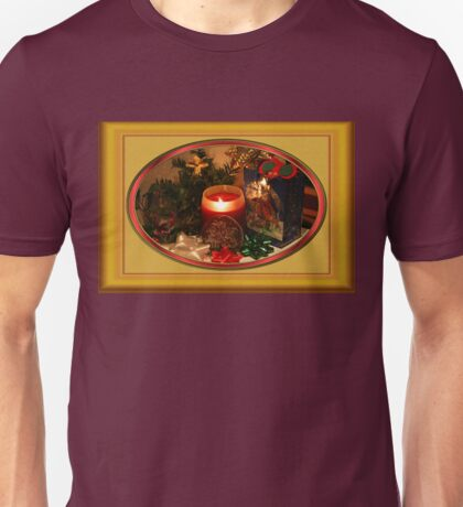 Getting Ready for Christmas... Unisex T-Shirt