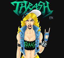Old-School Thrash Metal Chick Unisex T-Shirt