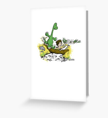 River Friends Greeting Card