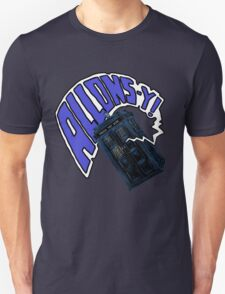 """""""Allons-Y!"""" - 10th Doctor T-Shirt"""