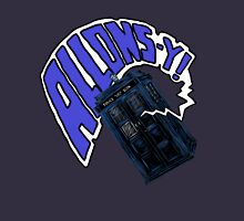 """Allons-Y!"" - 10th Doctor Unisex T-Shirt"