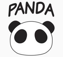 Konata Panda by ShredMarm