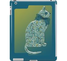Stylish Cat iPad case iPad Case/Skin