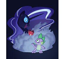 Nightmare Queen Photographic Print