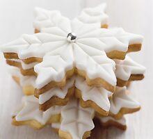 Christmas cookies by Elisabeth Coelfen
