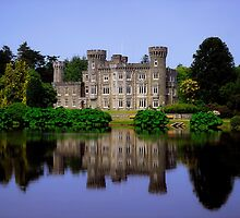 Johnstown Castle in Ireland by printscapes