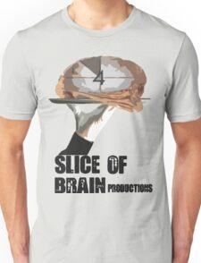 Slice Of Brain Unisex T-Shirt