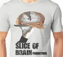 Slice Of Brain Unisex T-Shirt