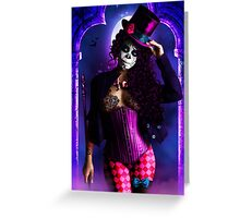 Collector of Souls Greeting Card