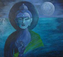 Sea of Calm by lunagirl