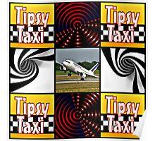tipsy taxi Poster
