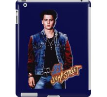 21 Jump Street Johnny Depp iPad Case/Skin