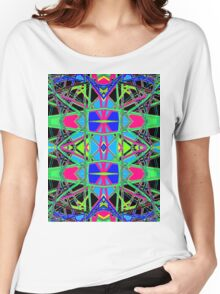 Patterns 7 - Pipe Cleaners Women's Relaxed Fit T-Shirt