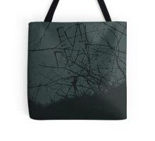 Evil Dead minimalist movie poster Tote Bag
