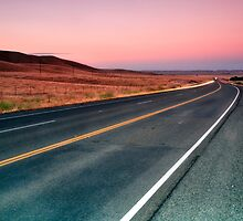 Sunset Drive by Chris Frost Photography