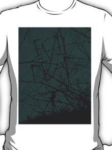 Evil Dead minimalist movie poster T-Shirt