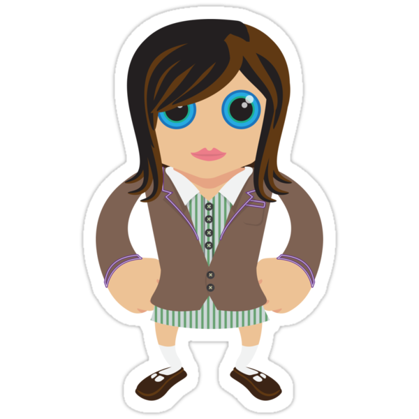 Ja'mie King #1 (We Can Be Heroes)  by LilLilleys